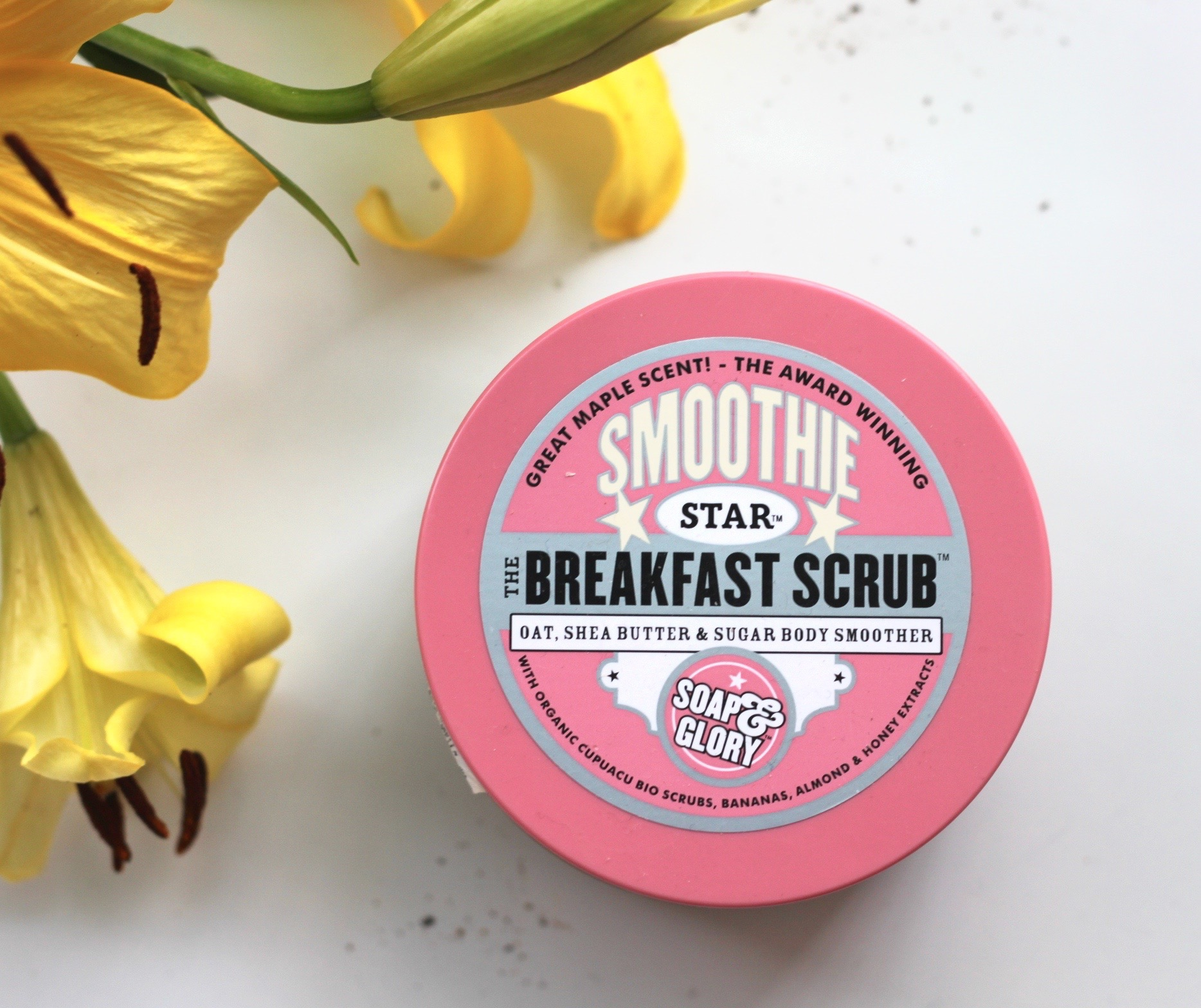 Soap and Glory Breakfast Scrub, Soap and Glory, Soap and Glory Scrub, Breakfast scrub
