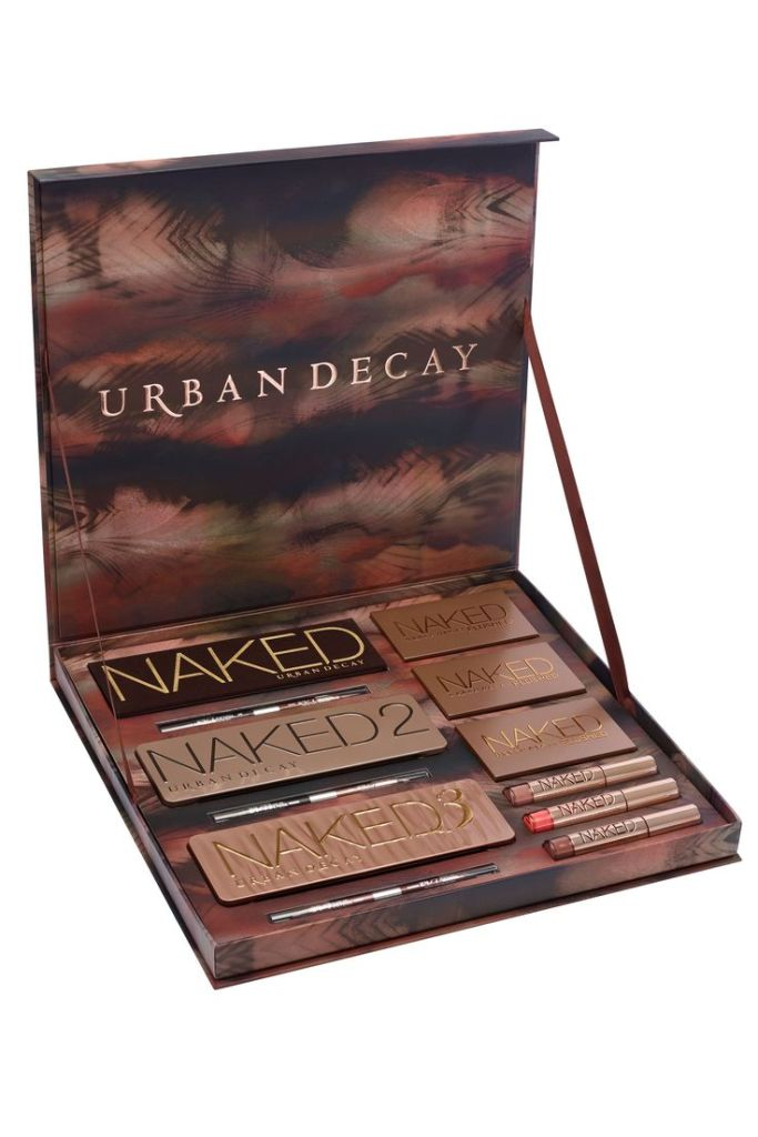 Christmas wish list, christmas wishlist, wishlist, urband decay, naked palettes