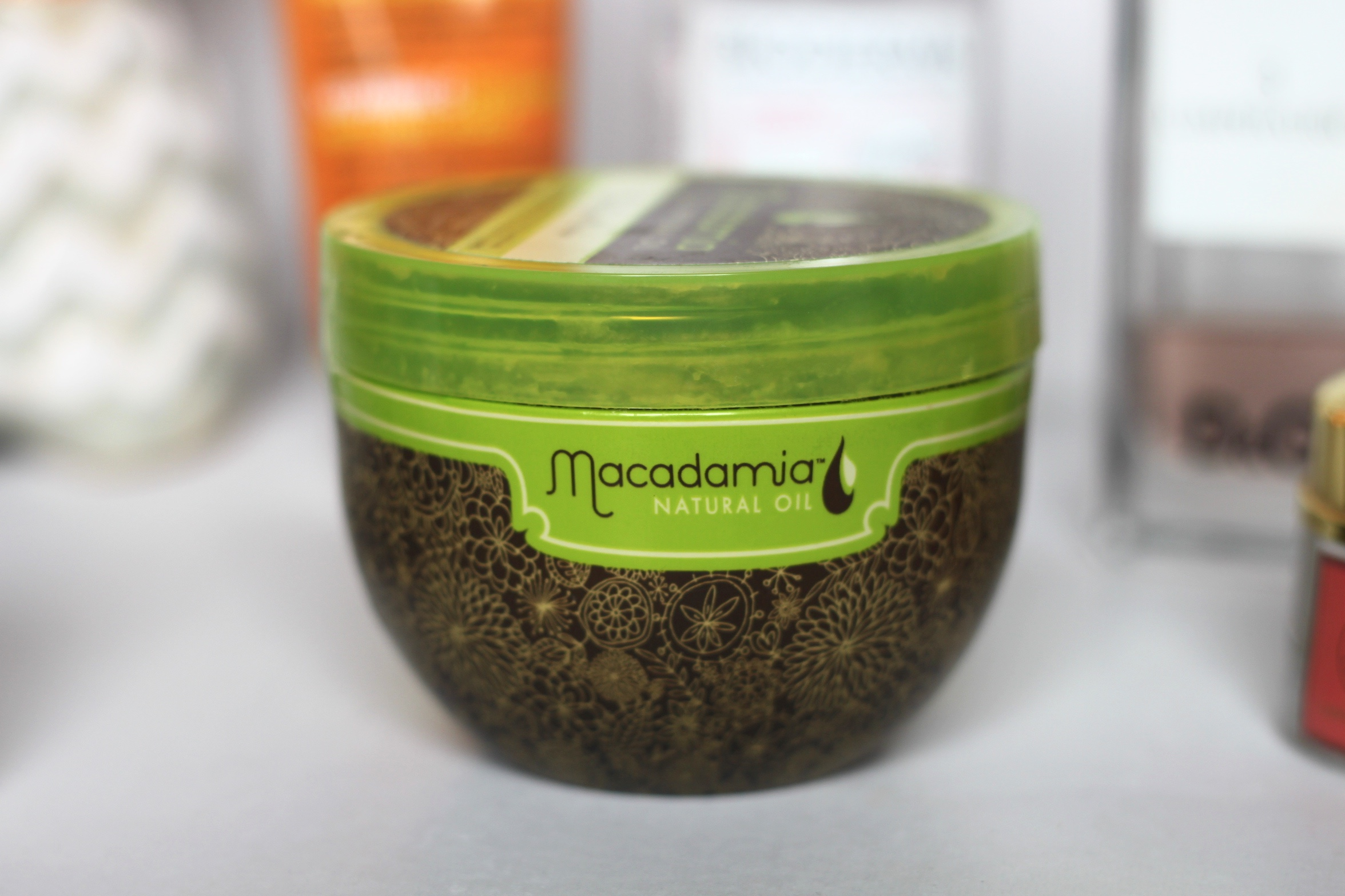 My 2015 Skincare Favorites, macadamia deep repair masque