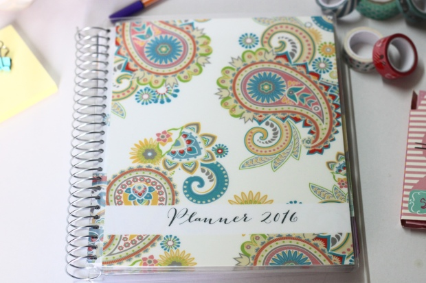 planner, planner 2016, erin condren planner, erin planner, weekly planner, nirmala franklin planner, nirmala franklin