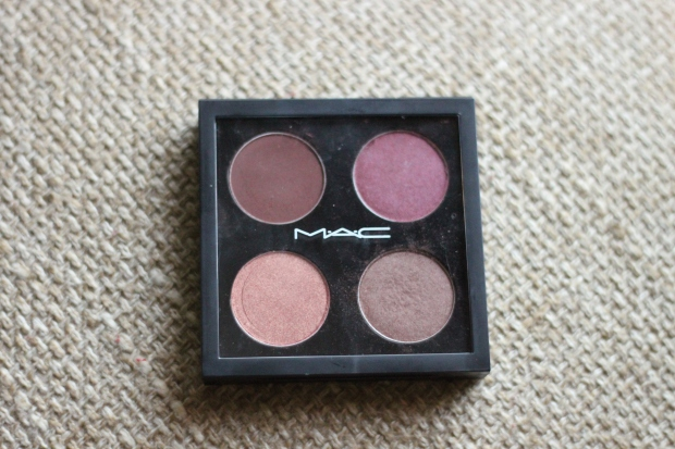 MAC eye shadow quad, top 4 mac eye shadows, best mac eye shadows, mac eye shadows, mac cranberry, mac folie, mac expensive pink, mac sable, mac starter eye shadows