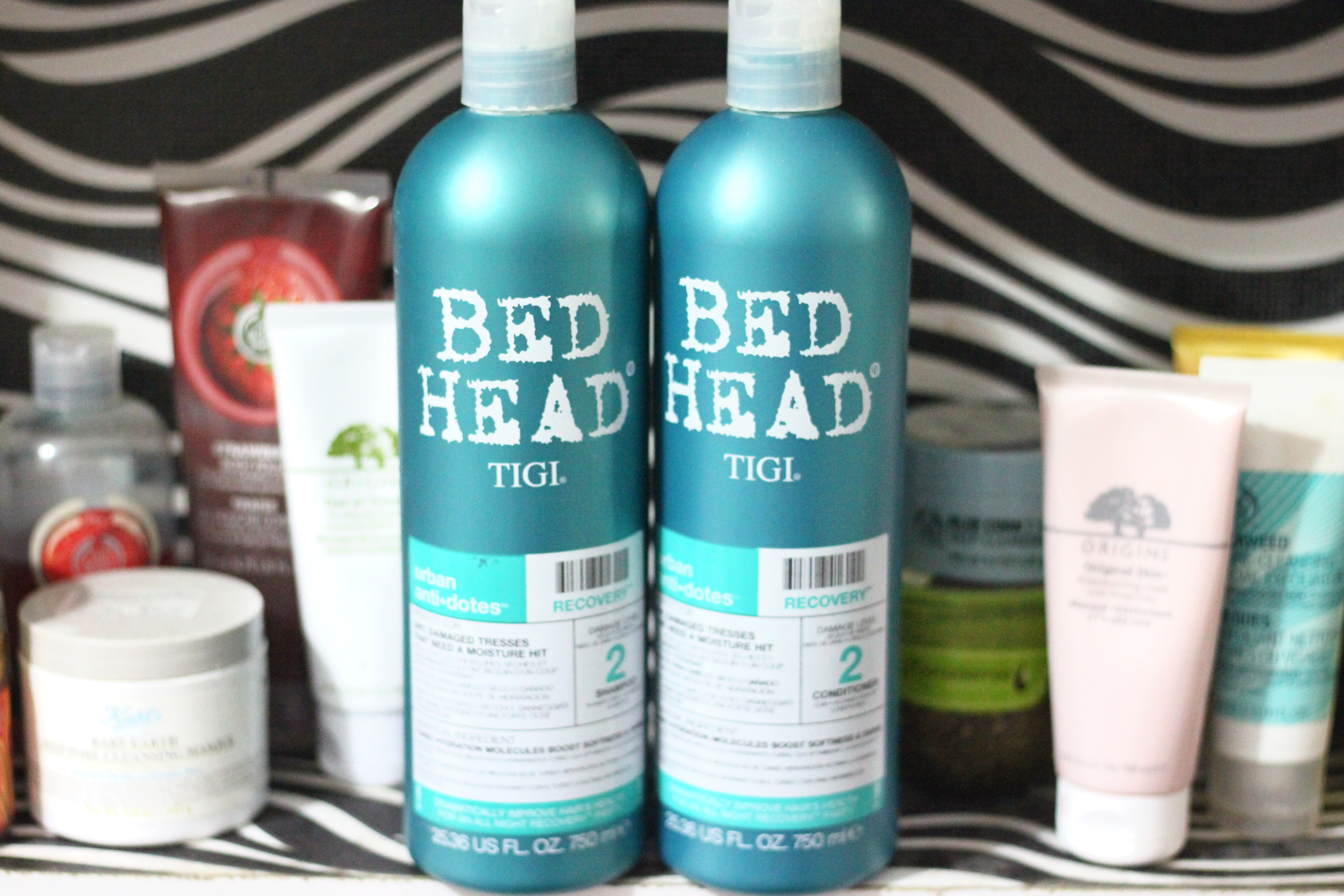 Tigi urban antidotes shampoo, bed head tigi shampoo and conditioner, urban antidotes recovery lever 2 shampoo conditioner, tigi shampoo and conditioner