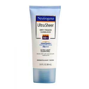 sunscreens for oily skin, sunscreens, sunscreen india, spf, neutrogena ultra sheer